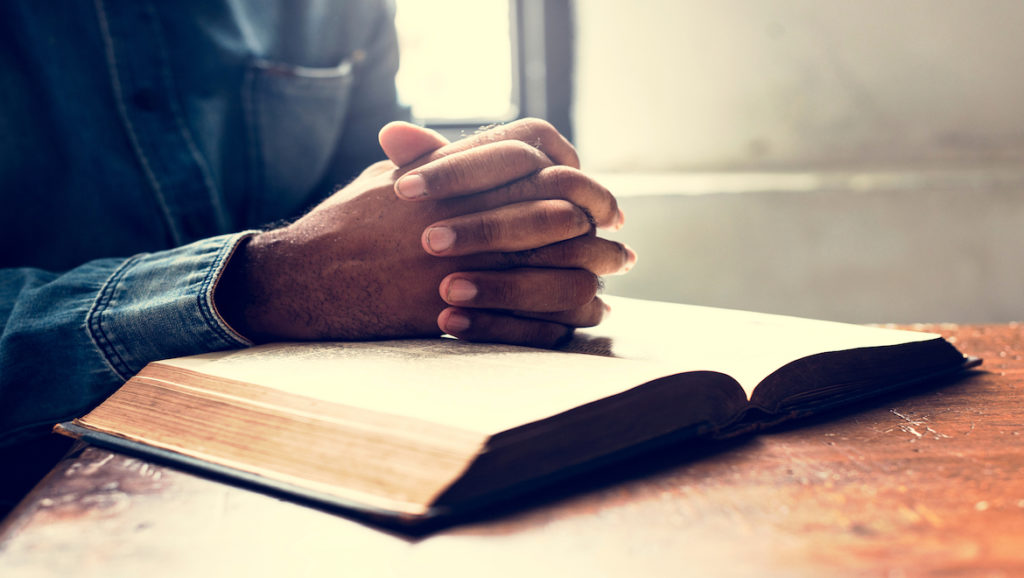 Scripture reading to help with faith