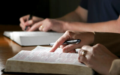 3 Tools To Help You During Bible Study